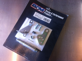 B&M Transmission Brackets and Levers 70497